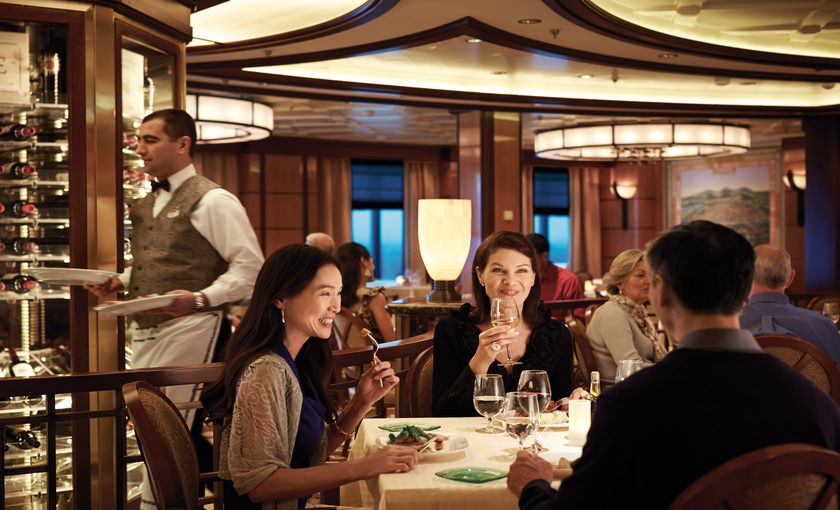 Restaurant van Regal Princess