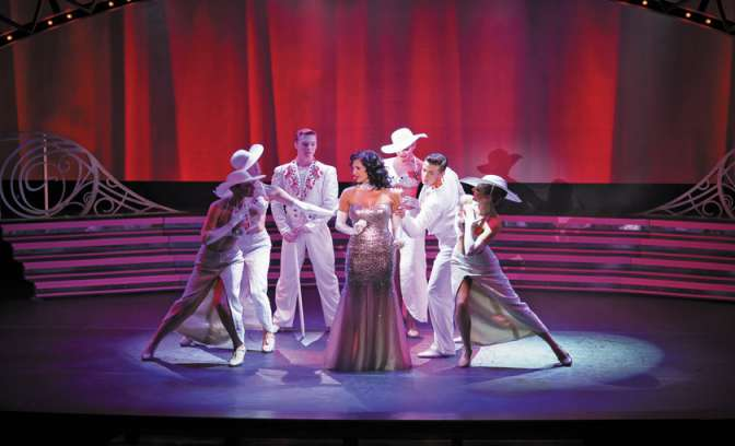 Entertainment van Regent Seven Seas