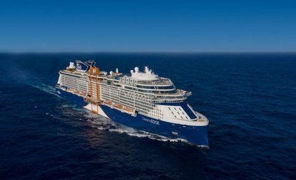 Celebrity Edge nieuwste schip Celebrity Cruises intro