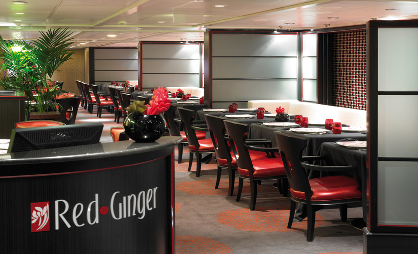 Restaurant Red Ginger Marina